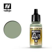 MODEL AIR INTERIOR GREY GREEN 17ML