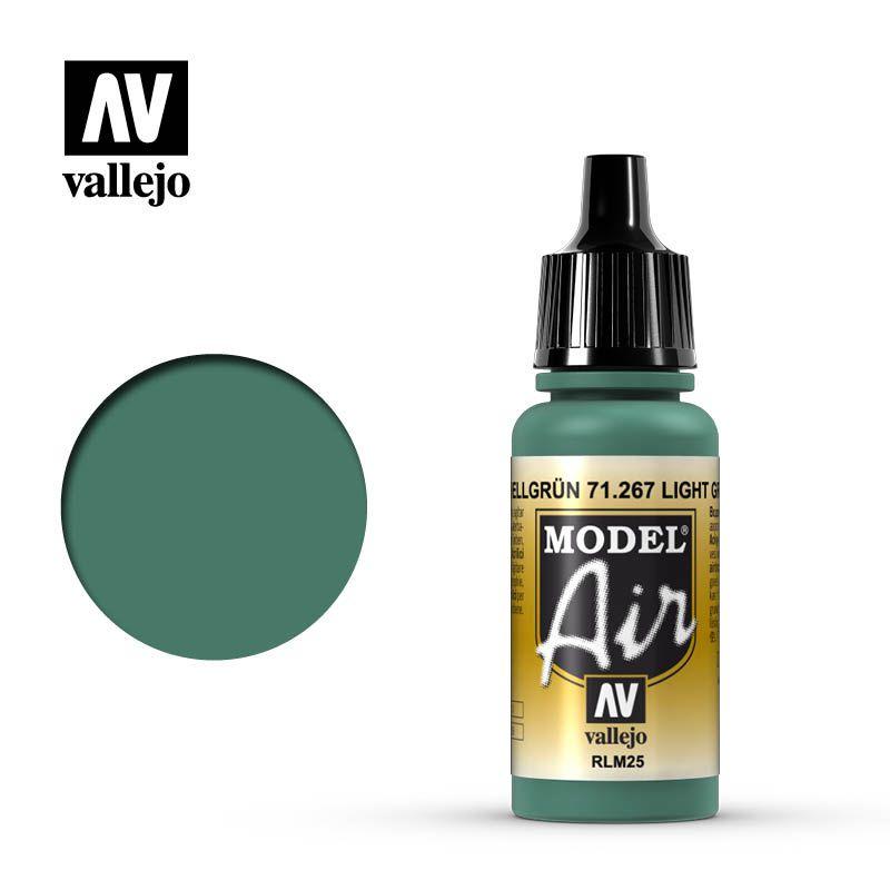 MODEL AIR LIGHT GREEN RLM25 17ML