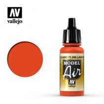 MODEL AIR LIGHT RED 17ML