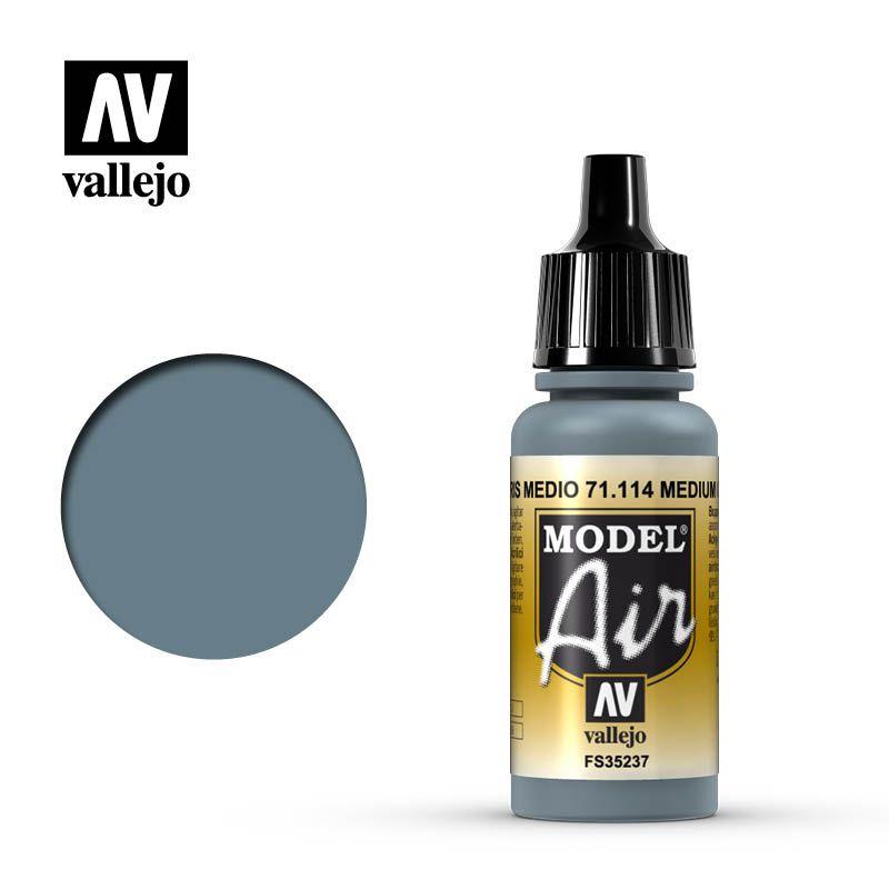 MODEL AIR MEDIUM GRAY 17ML