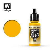 MODEL AIR MEDIUM YELLOW 17ML