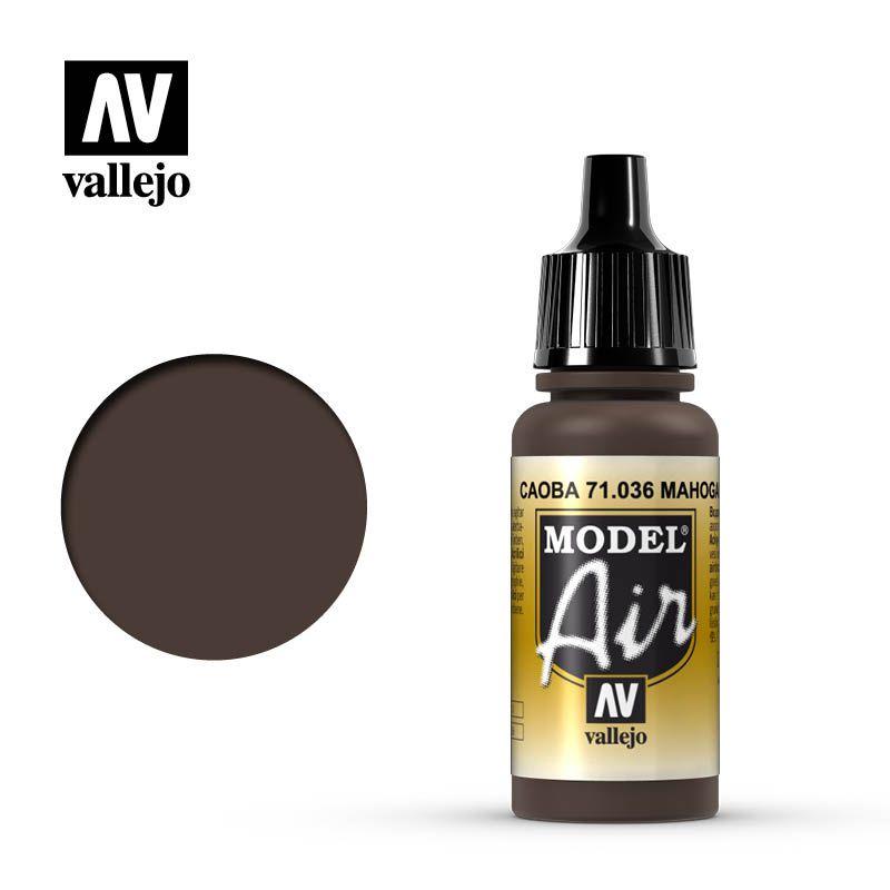 MODEL AIR MOHOGANY 17ML