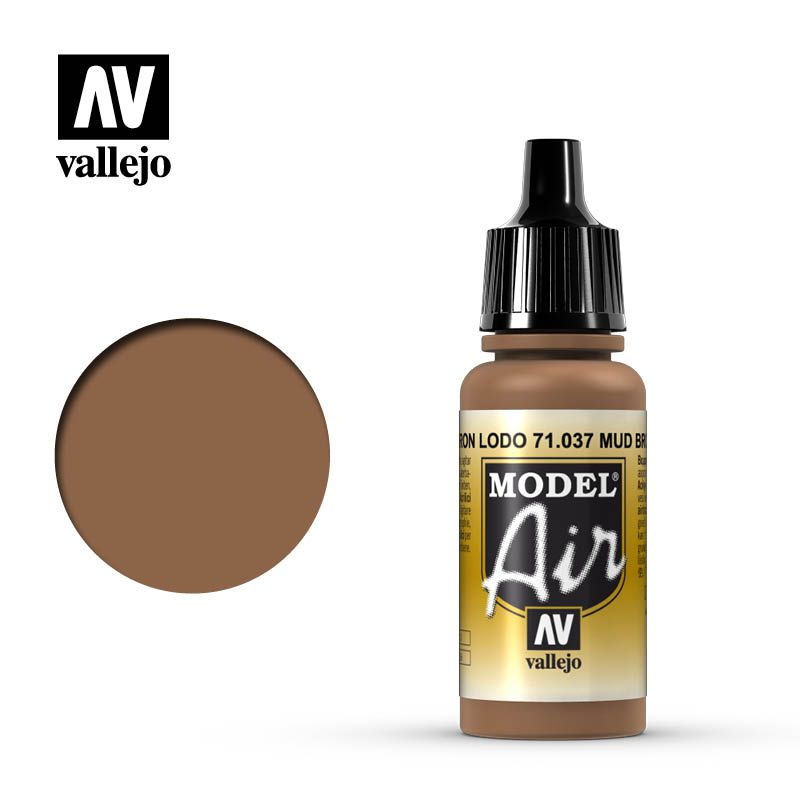 MODEL AIR MUD BROWN 17ML
