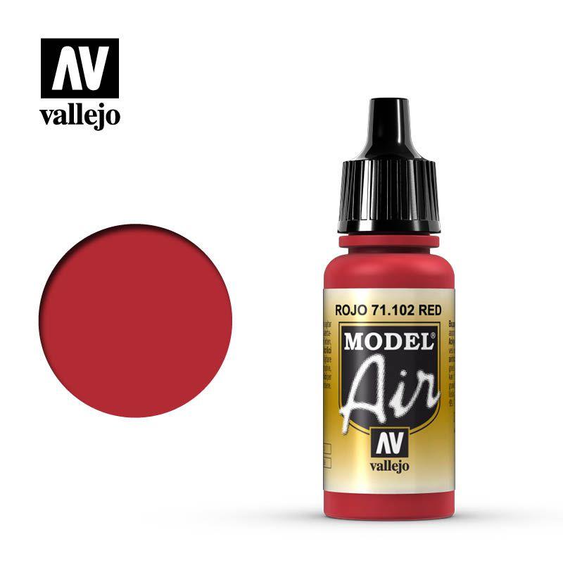 MODEL AIR RED 17ML