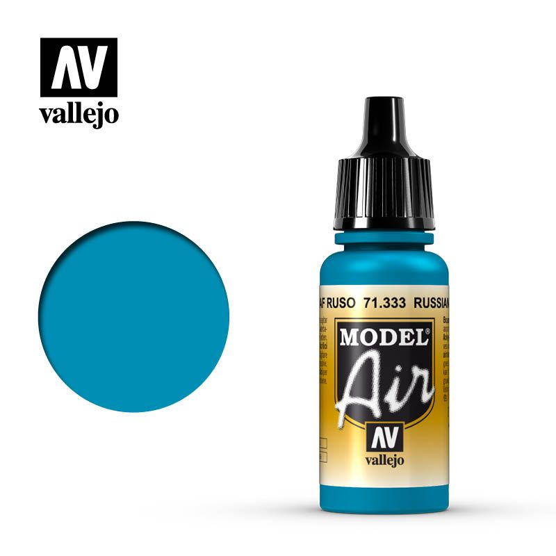 MODEL AIR RUSSIAN AF BLUE 17ML