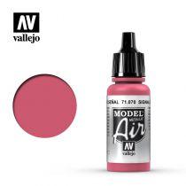 MODEL AIR SIGNAL RED METALLIC 17ML