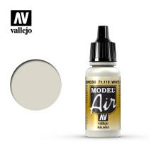MODEL AIR WHITE GREY 17ML