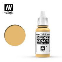 MODEL COLOR 009 SAND YELLOW 17ML