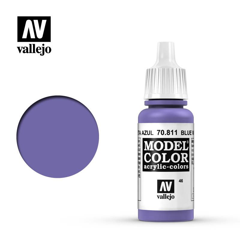 MODEL COLOR 046 BLUE VIOLET 17ml