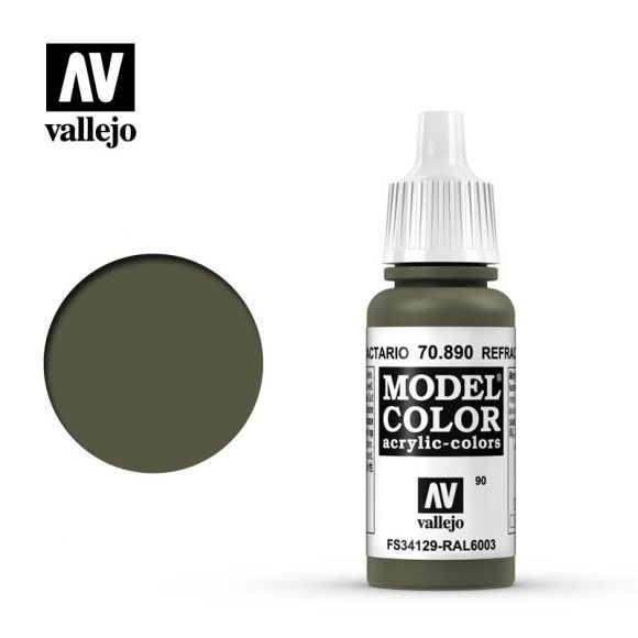 MODEL COLOR 090 REFRACTIVE GREEN 17ML