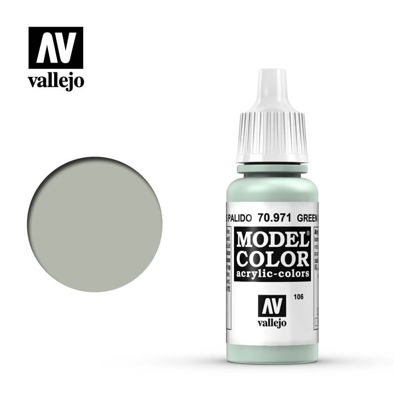 MODEL COLOR 106 GREEN GREY 17ML