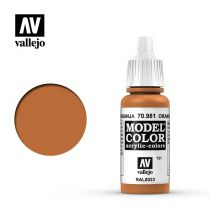 MODEL COLOR 131 ORANGE BROWN 17ML