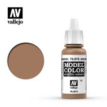 MODEL COLOR 132 BROWN SAND 17ML