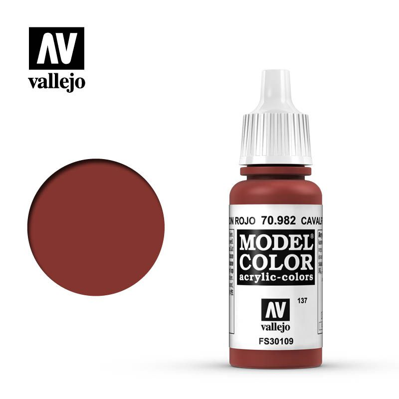 MODEL COLOR 137 CAVALRY BROWN 17ML