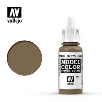 MODEL COLOR 142 US FIELD DRAB 17ML