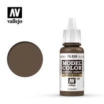 MODEL COLOR 145 GERMAN CAMOUFLAGE MED.BROWN 17ML