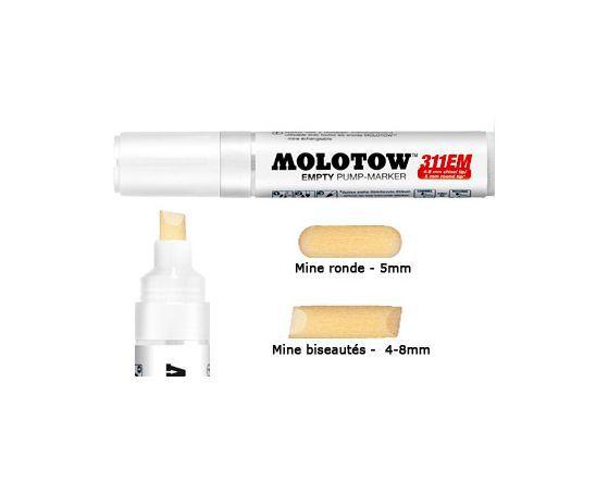 MOLOTOW™™ 311EM 4-8mm Chisel-Tip
