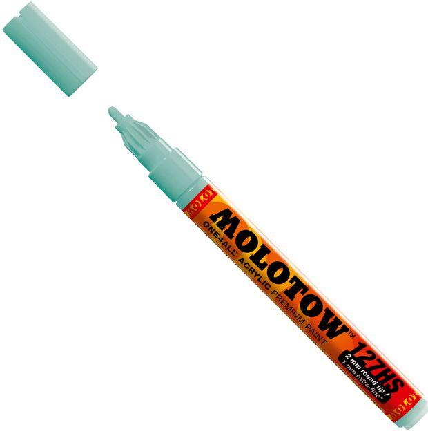 MOLOTOW™ 127 HS ONE4ALL™  BLEU LAGON PASTEL 020