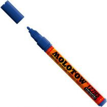 MOLOTOW™ 127 HS ONE4ALL™ 2MM BLEU VERITABLE 204