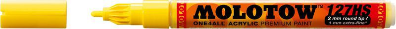 MOLOTOW™ 127 HS ONE4ALL™ JAUNE ZINC 006