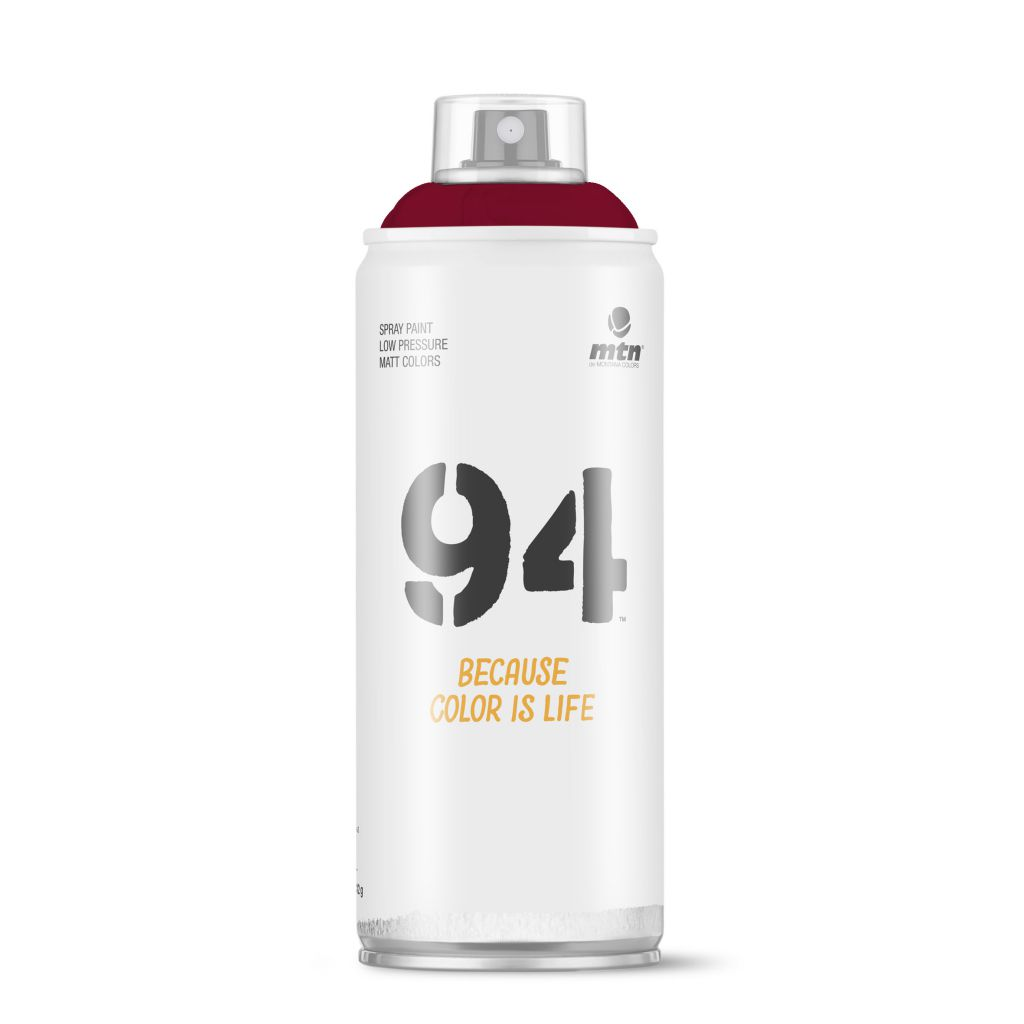 MONTANA 94 400ML ROUGE CLANDESTIN