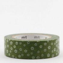 masking-tape-fleurs-vert-nejiriume-uguisu