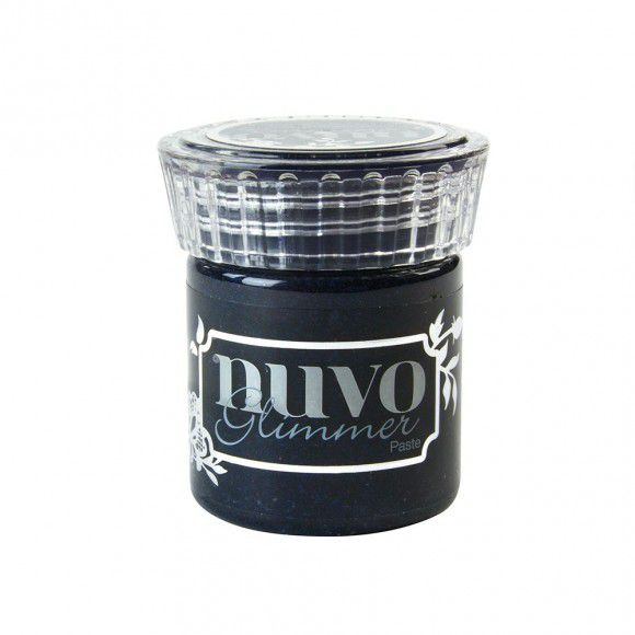 NUVO GLIMMER PASTE BLACK DIAMOND