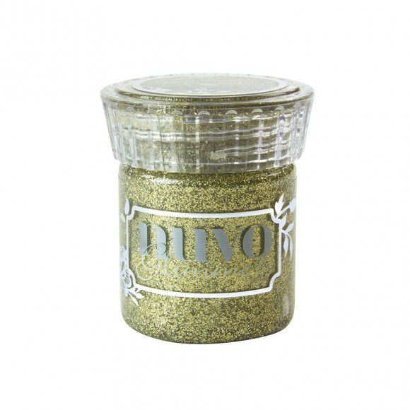 NUVO GLIMMER PASTE GOLDEN CRYSTAL