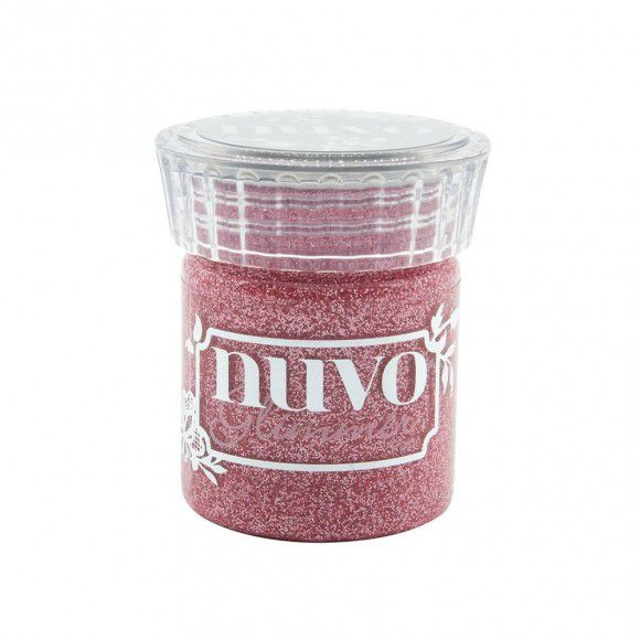 NUVO GLIMMER PASTE STRAWBERRY CHAMPAGNE