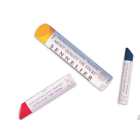 OIL STICK EXTRA FINE TERRE OMBRE BRULEE