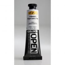 OPEN 60ML OR IRIDESCENT BRILLANT FIN S7