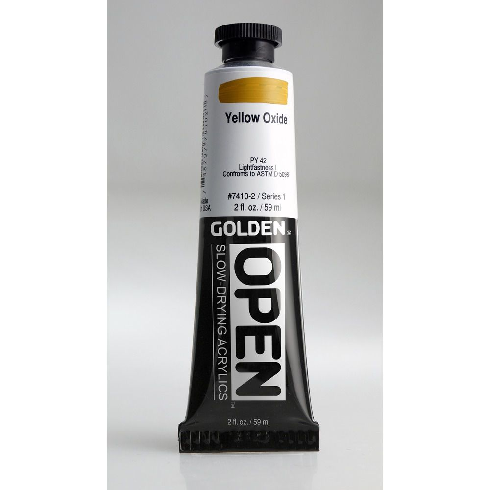 OPEN 60ML OXYDE JAUNE S1