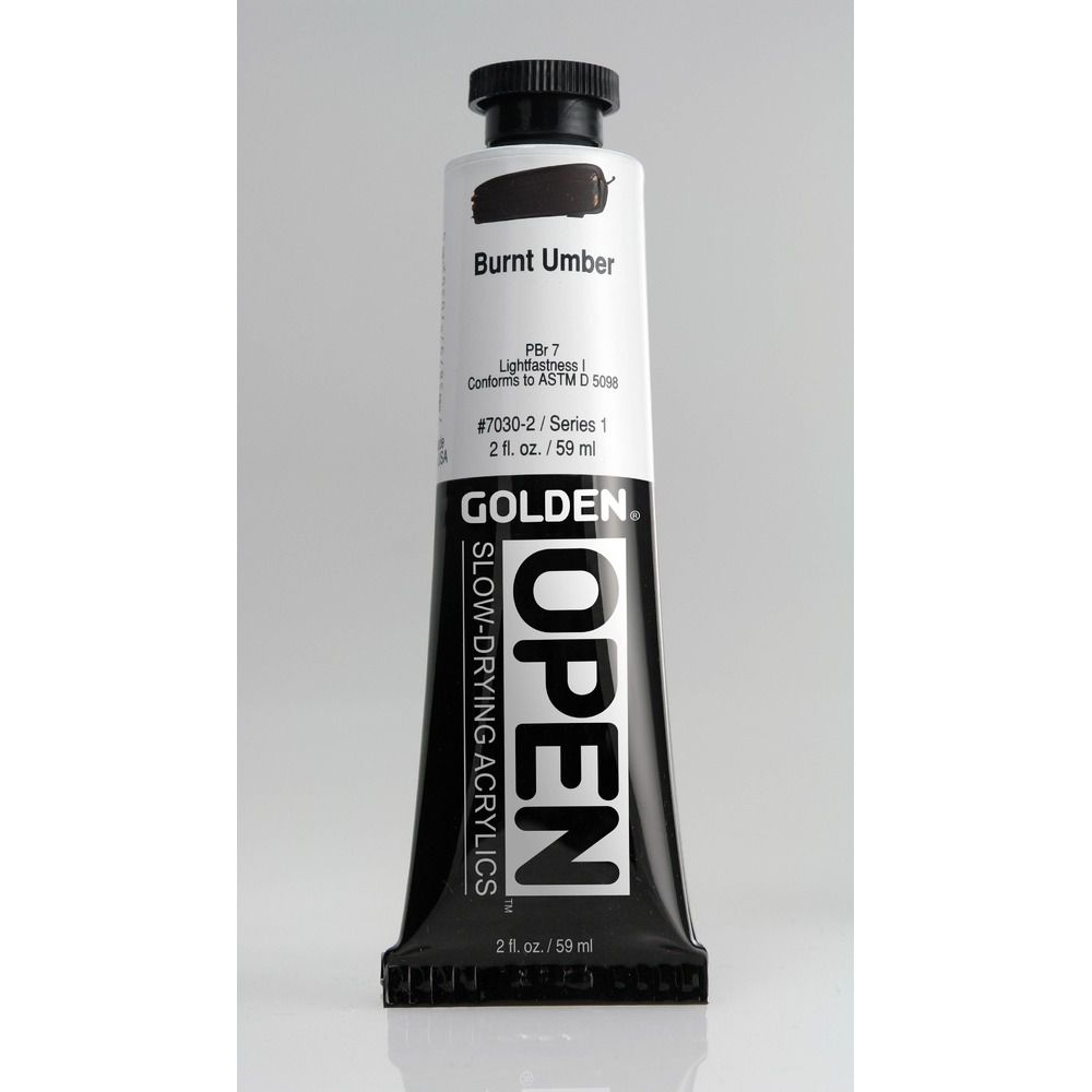 OPEN 60ML TERRE D\'OMBRE BRULEE S1