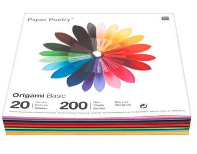 ORIGAMI BASIC 20X20