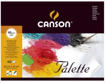 PALETTE PELABLE  CANSON 24X32 cm