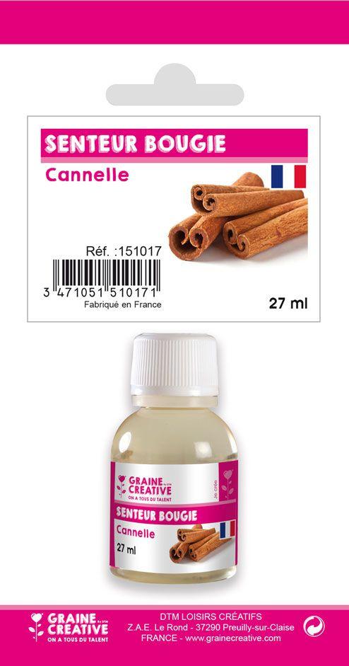 PARFUM BOUGIE CANNELLE