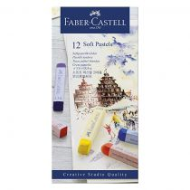 PASTEL TENDRE CREATIVE STUDIO FABER CASTELL X 12