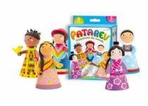 Pack Thématique Patarev - Princesses du monde