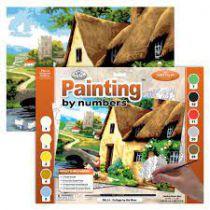 Peintures au numéro