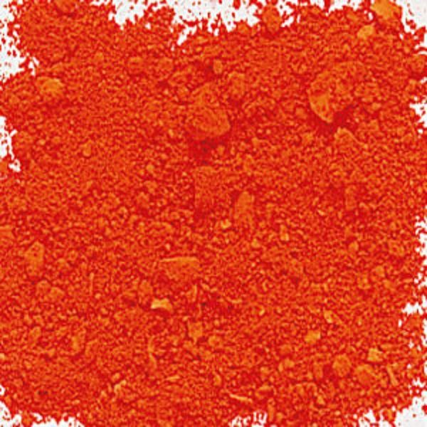 PIGMENT PUR ROUGE CADIUM ORANGE 110 G