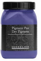 PIGMENT PUR VIOLET D OUTREMER 100 G