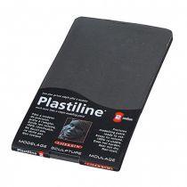PLASTILINE GRIS FONCE 750G DURETE 2 MOYENNE