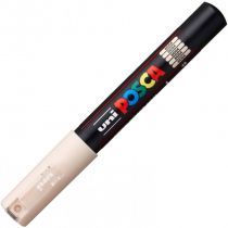 POSCA POINTE CONIQUE EXTRA FINE 0.7-1MM BEIGE