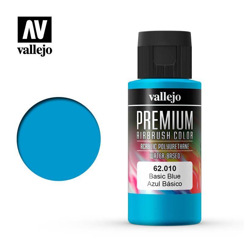 PREMIUM COLOR 010 BASIC BLUE 60ML