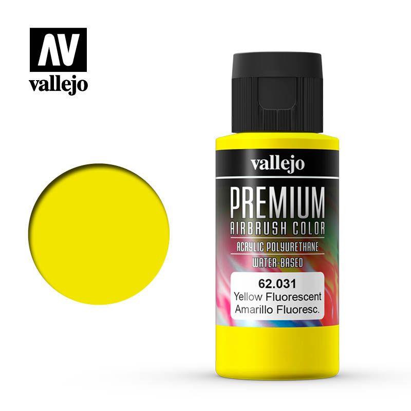 PREMIUM COLOR 031 YELLOW FLUO 60ML