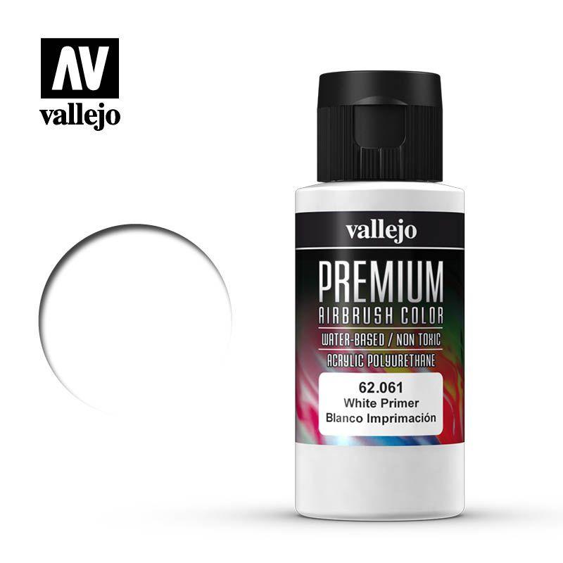 PREMIUM COLOR 061 WHITE PRIMER 60ML
