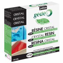 RESINE CRISTAL BIO 150ML