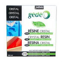 RESINE CRISTAL BIO 300ML