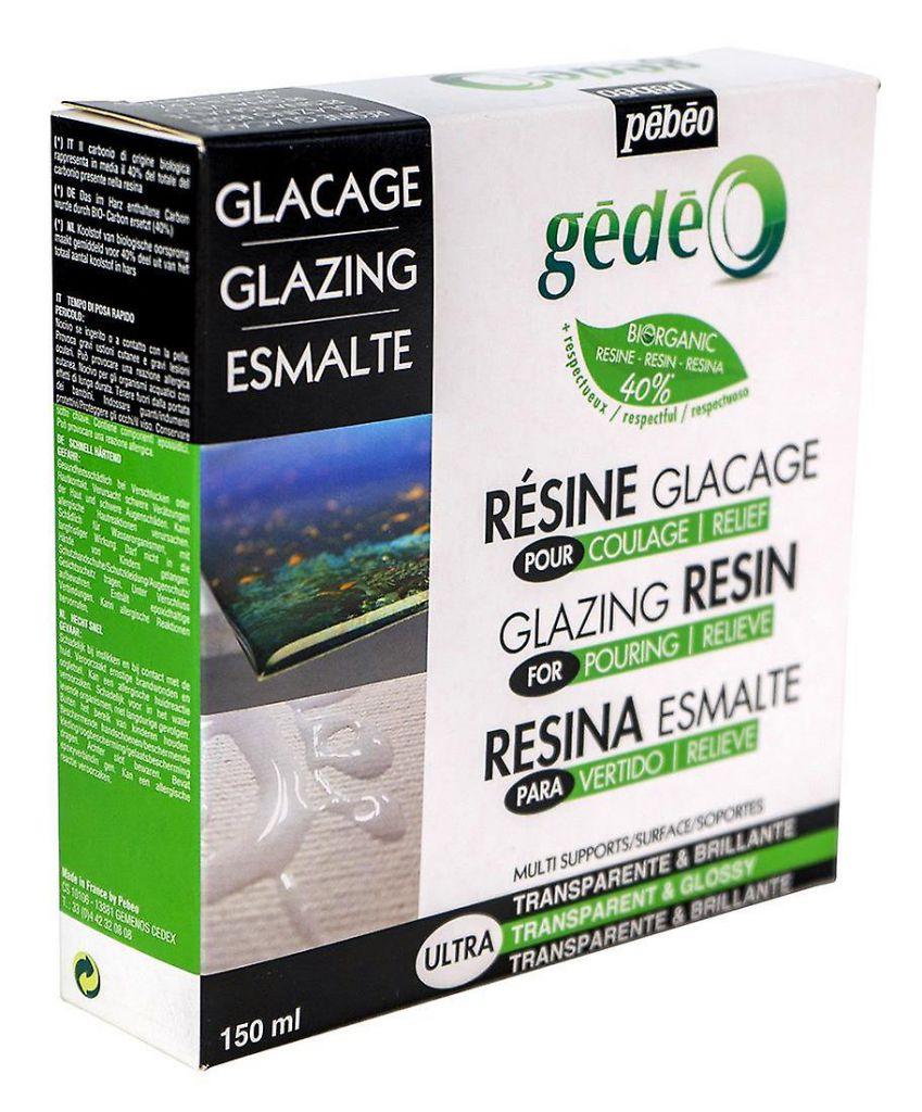 RESINE DE GLACAGE BIO 150ML