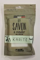 SAVON A MOULER KARITE 100G